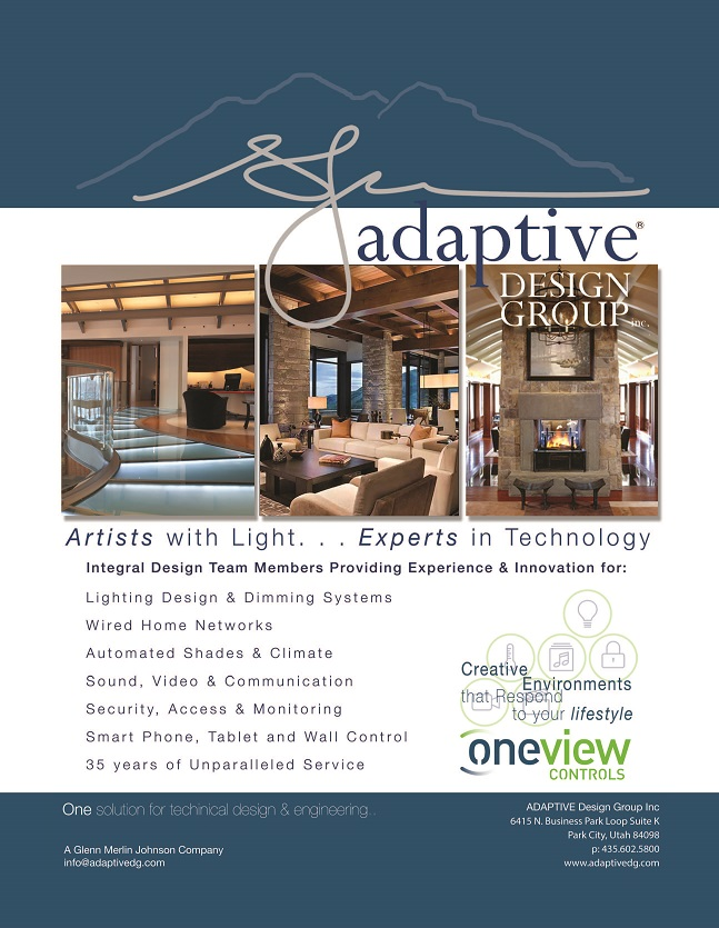 OneView Controls   Adaptive Design Group, Inc.