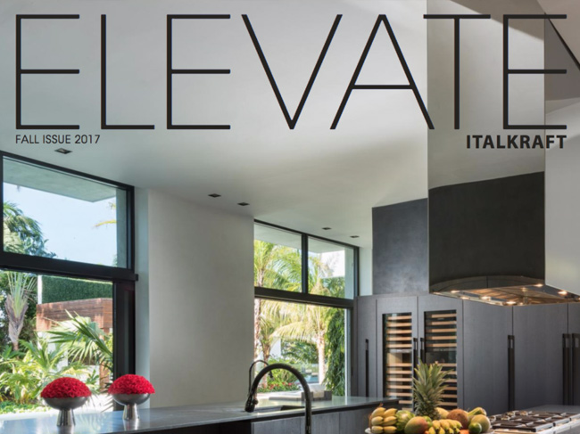 Elevate Italkraft, Fall 2017 | Adaptive Design Group, Inc.