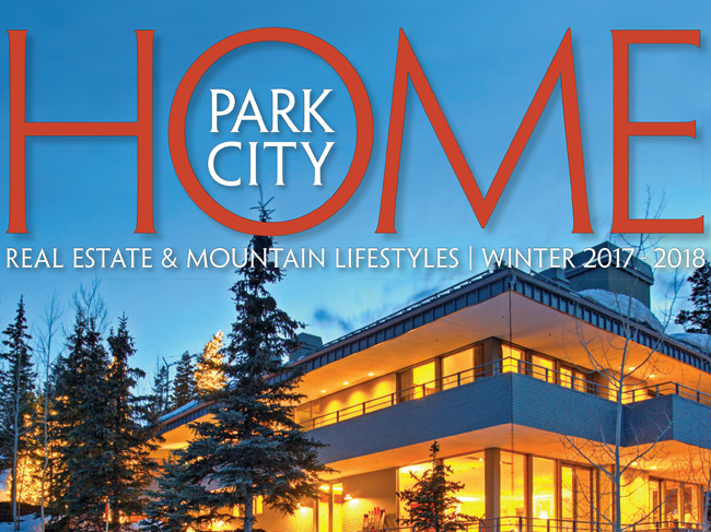 Home Magazine, Winter 2017 | The Park Record | Adaptive Design Group, Inc.